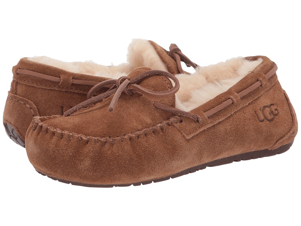 UGG Kids Dakota Toddler/Little Kid/Big Kid Chestnut Kids Shoes