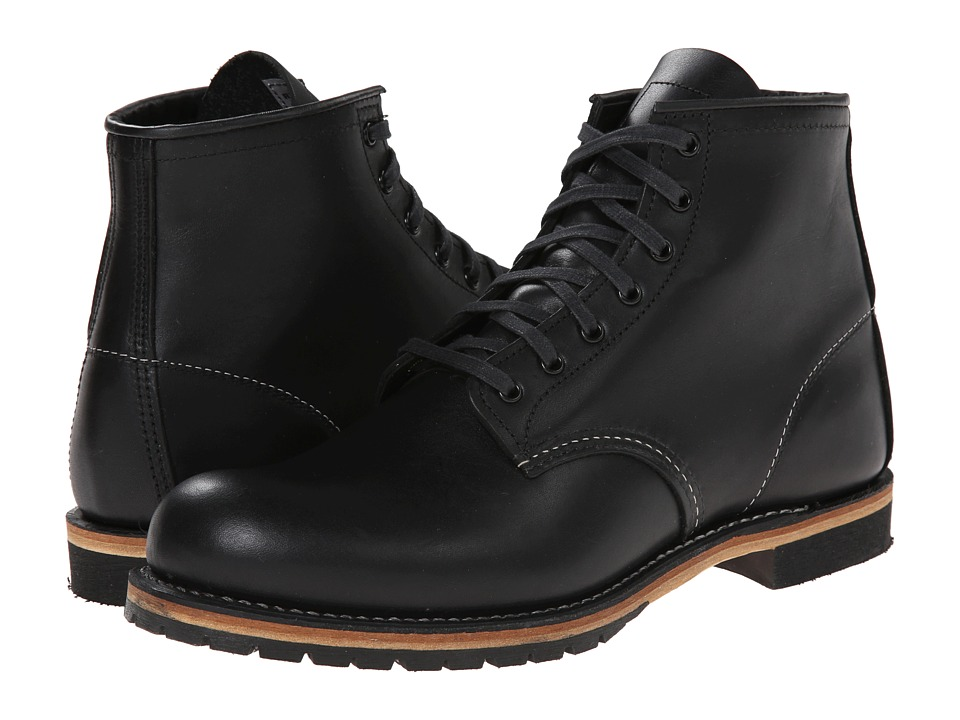 Red Wing Heritage - Beckman 6 Round Toe (Black Feathersto...