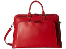 Lodis Accessories Audrey Brera Briefcase With Laptop Pocket (Red)