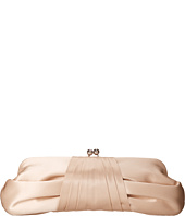 Franchi Handbags - Azure Tafetta Clutch
