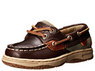 Sperry Kids - Bluefish (Infant/Toddler) (Chocolate) - Footwear