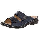 Finn Comfort - Sansibar - 82550 (Marine Leather)