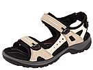 ECCO Sport - Yucatan Sandal (Atmosphere/ Ice White/ Black) -