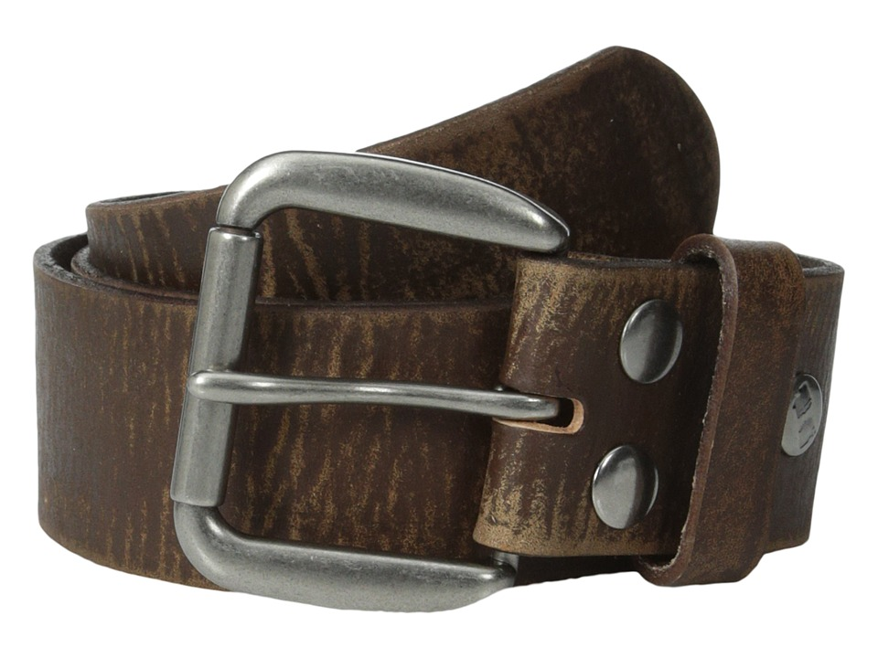 Bed Stu Hobo (Brown Abrasive) Belts