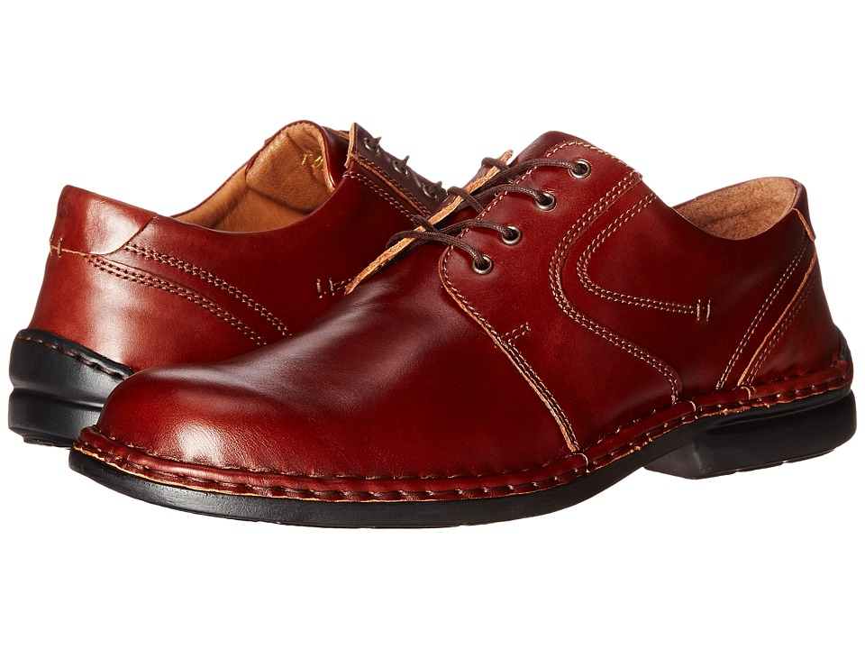 Josef Seibel - Walt (Roma Brandy) Mens Lace up casual Shoes