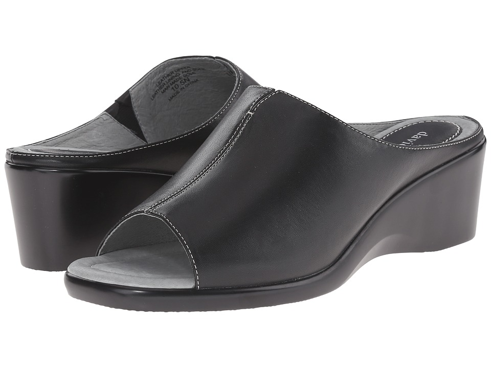 David Tate - Gloria (Black) Women's Sandals