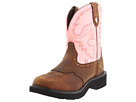 Justin - Gypsy Cowgirl Coll (Pink Cow) - Footwear -- Justin - Gypsy Cowgirl Coll (Pink Cow) - Footwear L9901 Justin - Gypsy Cowgirl Coll (Aged Bark W/Perfed Saddle) - Footwear L9903 Justin, Gypsy Cowgirl Coll, L9903, Women's Casual Boots, Above-the-ankle, Western, Boot, Footwear, Shoes, Gift, zappos, zappos.com, www.zappos.com