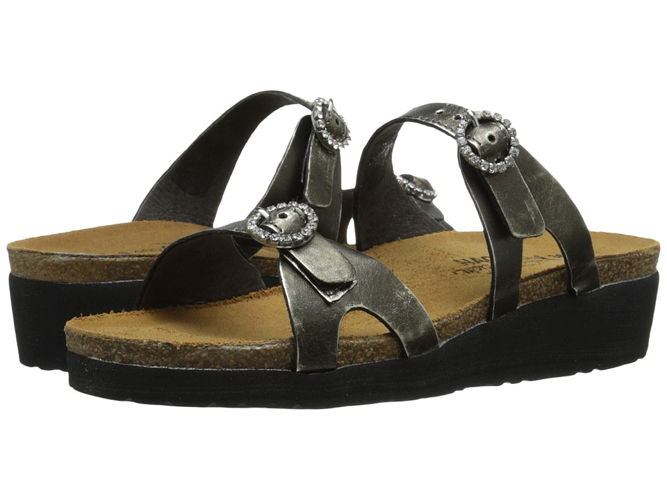 Naot Footwear Kate (Metal Leather) Sandals