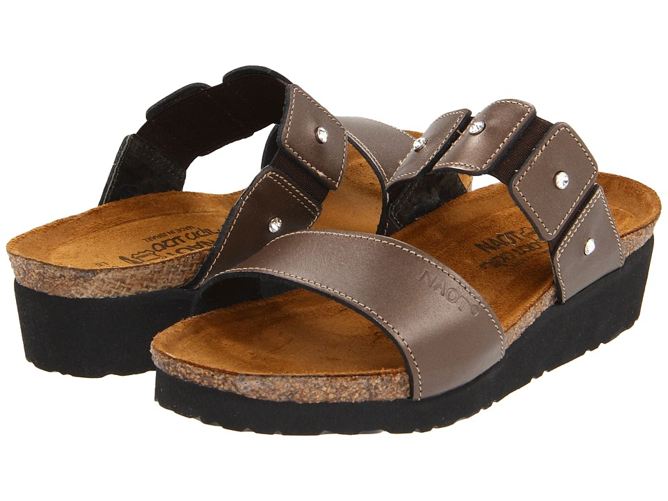 Naot Footwear Ashley (Copper Leather) Sandals