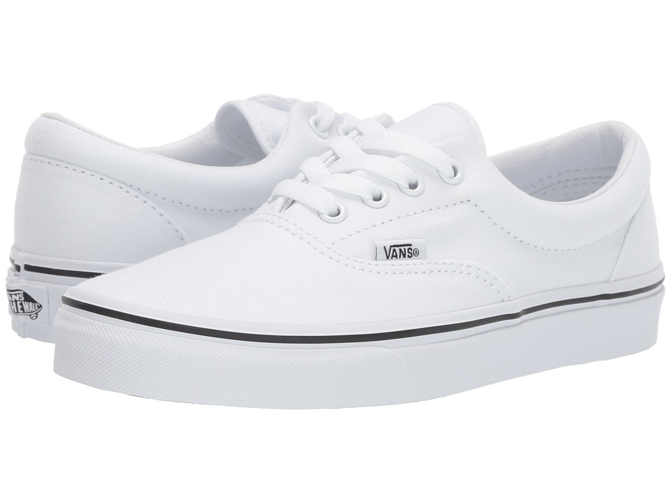 Vans Era Core Classics (True White) Shoes