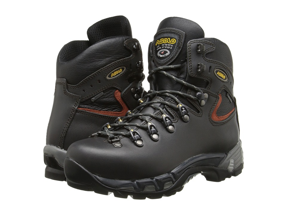 Asolo - Power Matic 200 GV (Dark Graphite) Womens Hiking Boots