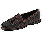Sperry Top-Sider - Tremont Kiltie Tassel (Black/Amaretto) - Footwear