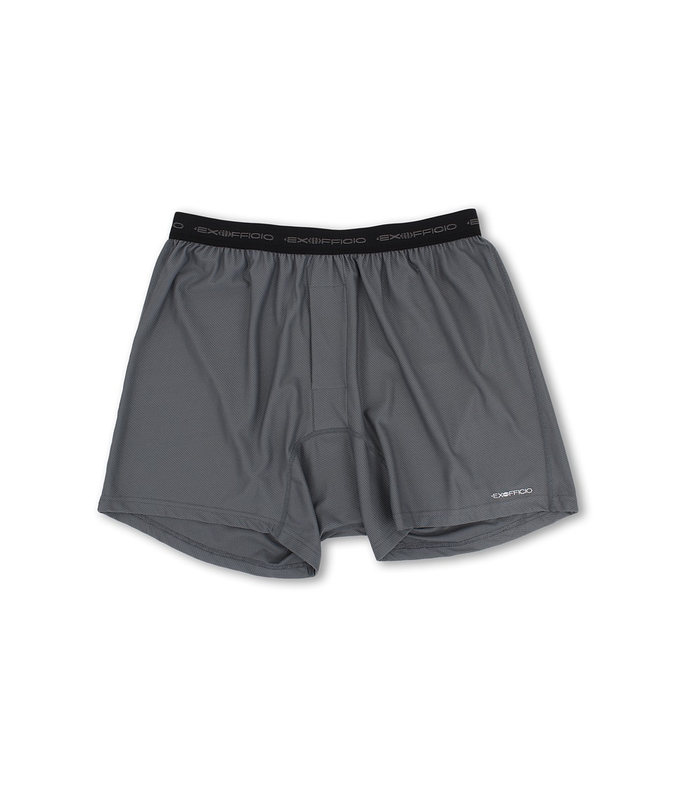 ExOfficio Give-N-Go(r) Boxer (Charcoal) Men