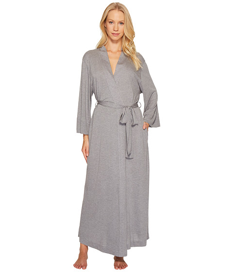 Cheap Natori Shangri La Robe Heather Grey