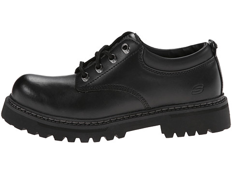 Skechers Cool Cat Pixel Black Smooth Leather 6pm Com
