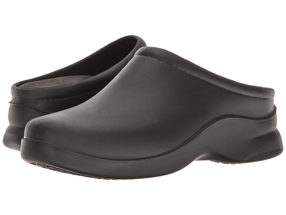 Klogs Footwear - Dusty (Black) Womens Clog Shoes