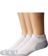 Drymax Sport Socks - Running Lite Mesh Mini Crew 4-Pair Pack