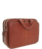 Johnston & Murphy - Double Zip Briefcase