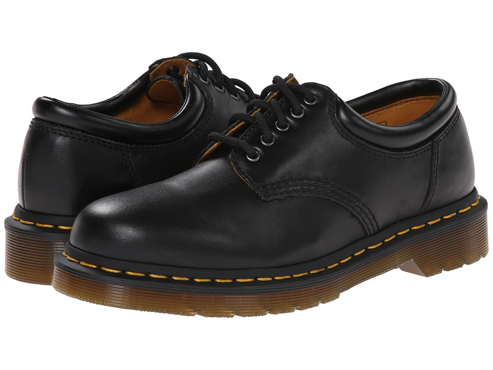 Dr Martens 8053 (Black Nappa Leather) Lace up casual Shoes