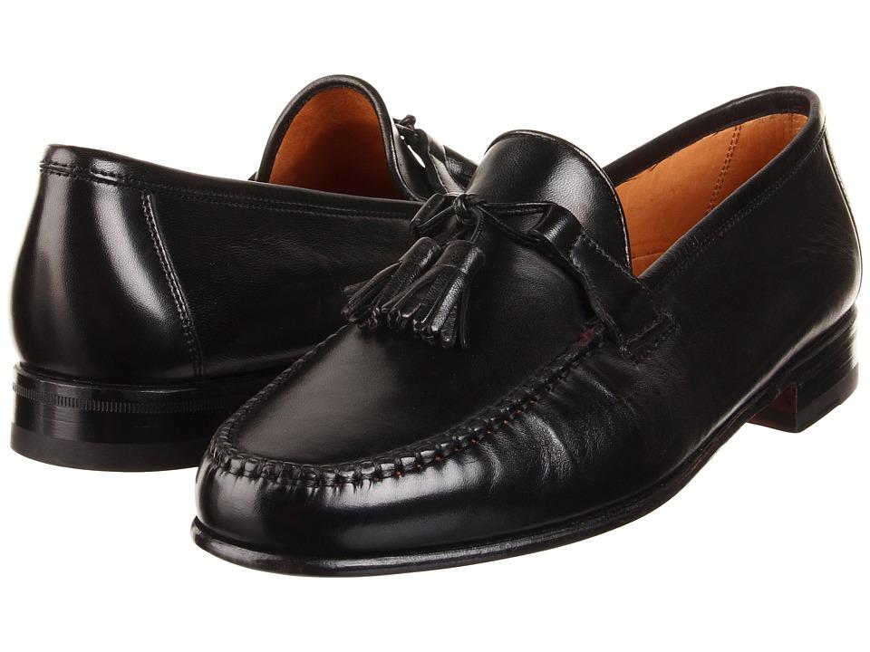 Allen Edmonds Urbino Black Nappa Calf Mens Slip on Dress Shoes