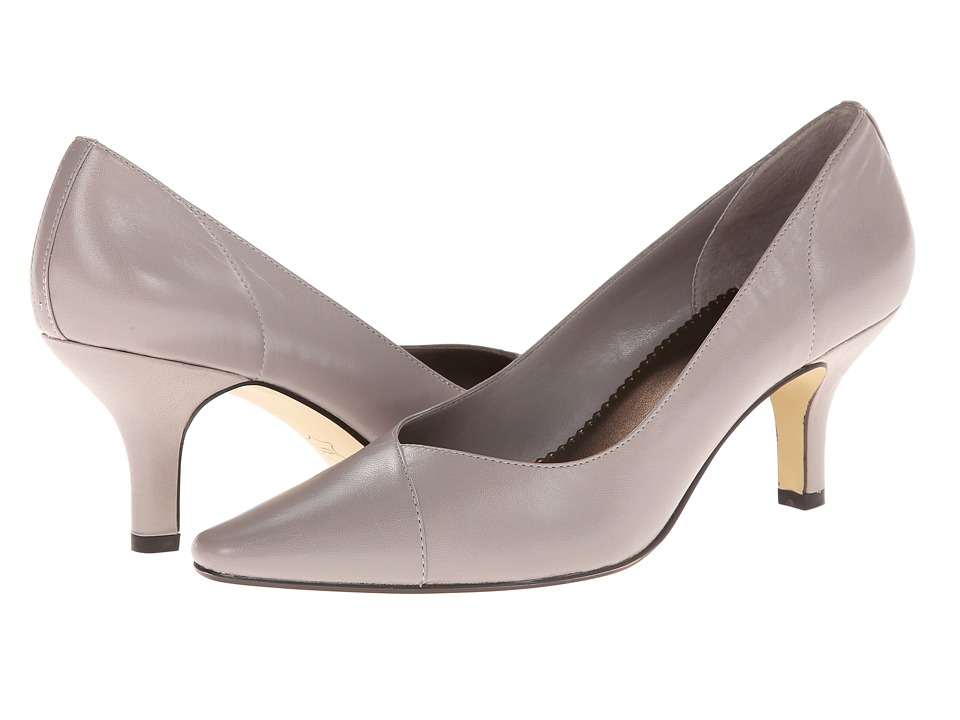 Bella-Vita Wow (Light Taupe Kidskin) High Heel Shoes