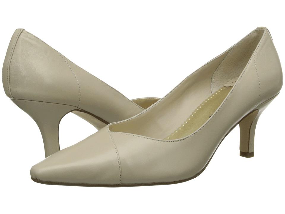 Bella-Vita Wow (Bone Kidskin) High Heel Shoes