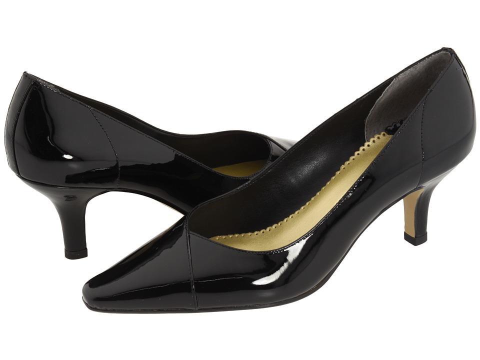 Bella-Vita Wow (Black Patent) High Heel Shoes