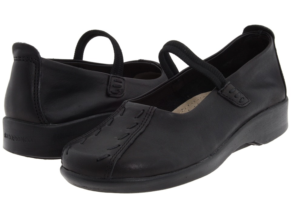 Arcopedico - Shawna (Black) Womens Maryjane Shoes