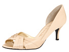 Nina - Culver (Gold Satin) - Footwear