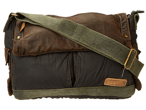 Bed Stu Hawkeye Messenger Bag