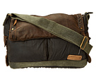 Bed Stu Hawkeye Messenger Bag (Oil Slick)