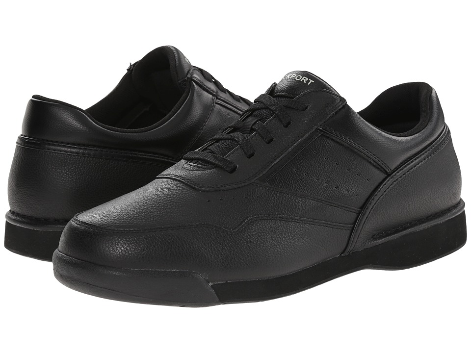 Rockport - ProWalker M7100 (Black) Mens Shoes