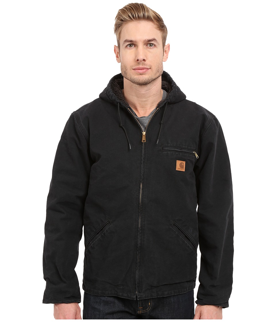 Carhartt - Sierra Jacket (Black) Mens Coat
