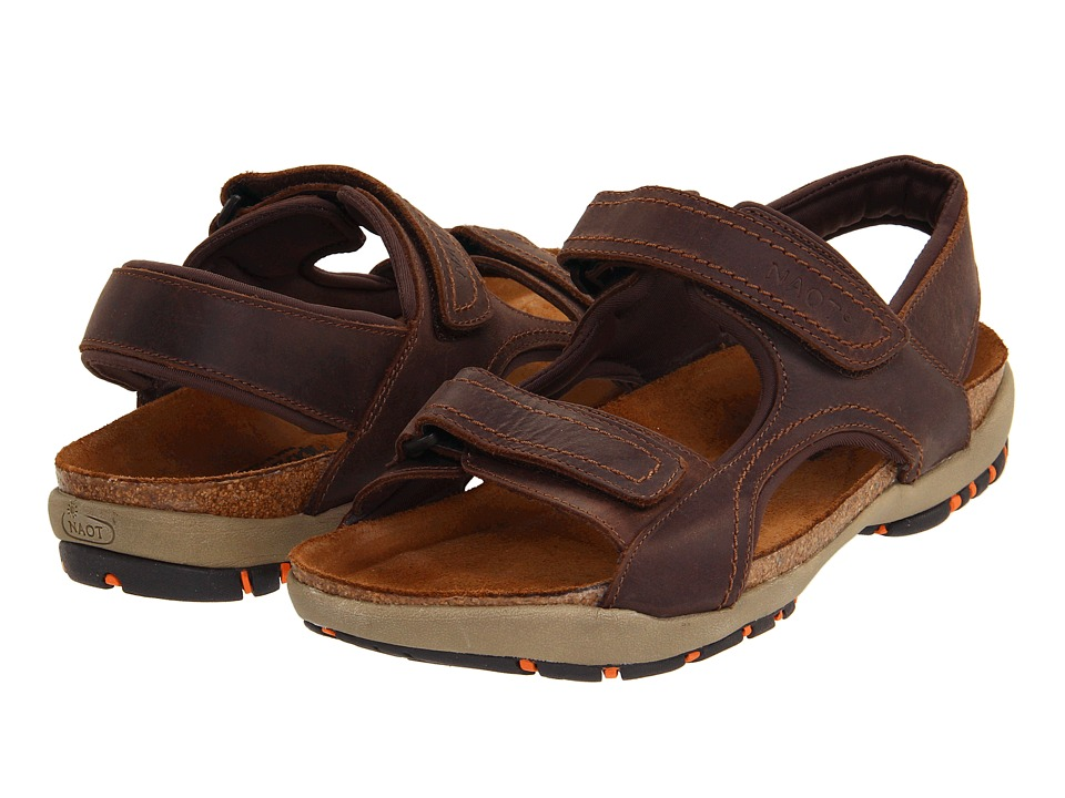 Naot - Electric (Bison Leather) Men's Sandals