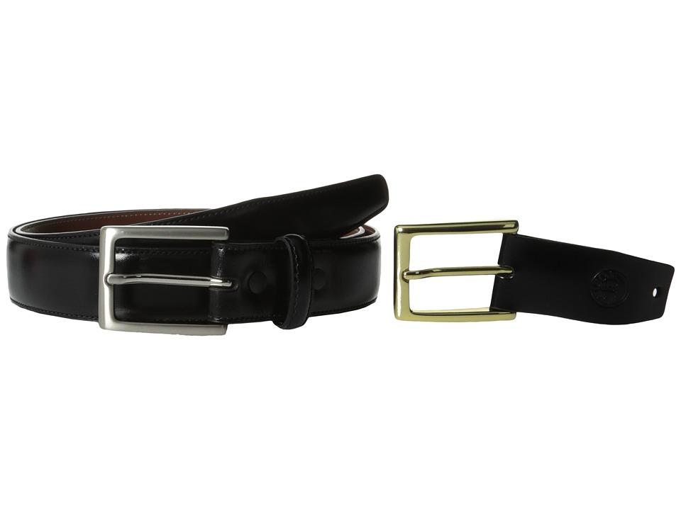 Torino Leather Co. 30MM Kipskin Black Mens Belts