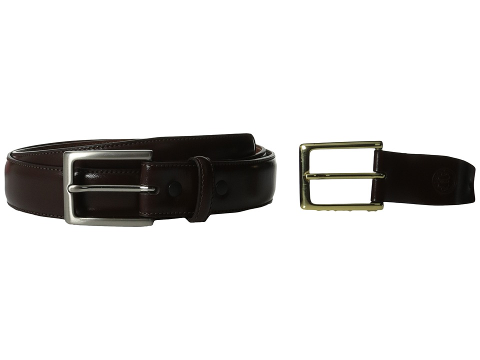 Torino Leather Co. 30MM Kipskin Brown Mens Belts