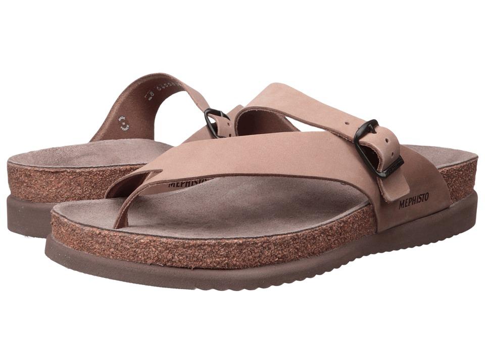 Mephisto Helen (Light Beige Nubuck (Camel)) Sandals