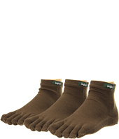 Injinji - Outdoor Original Weight Quarter (3 Pair Pack)
