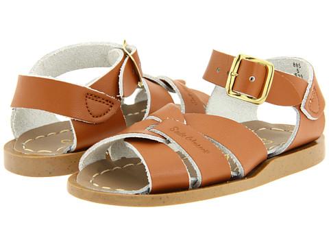 Salt Water Sandal by Hoy Shoes The Original Sandal (Infant/Toddler) - Tan