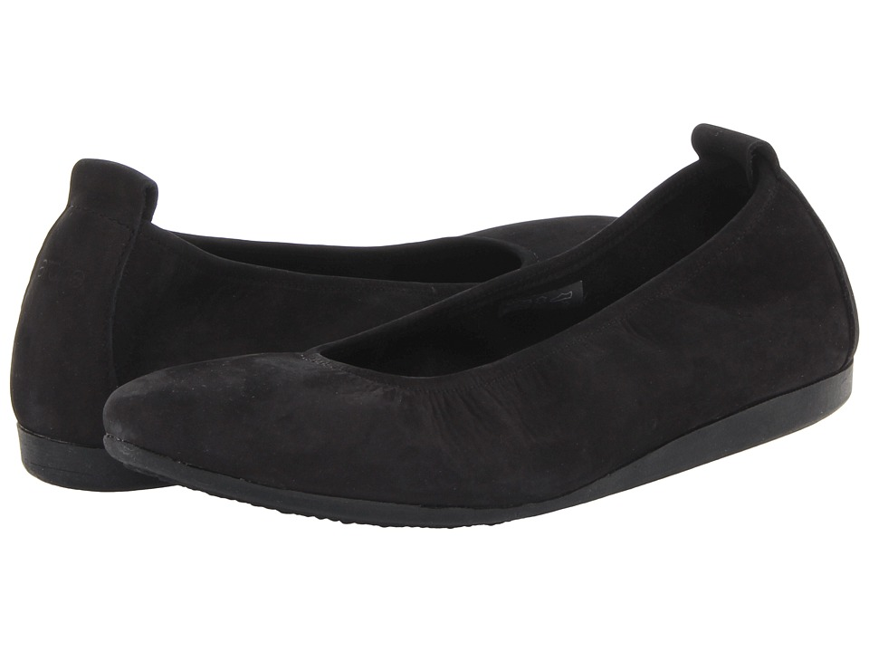 Arche Laius (Noir) Slip-On Shoes