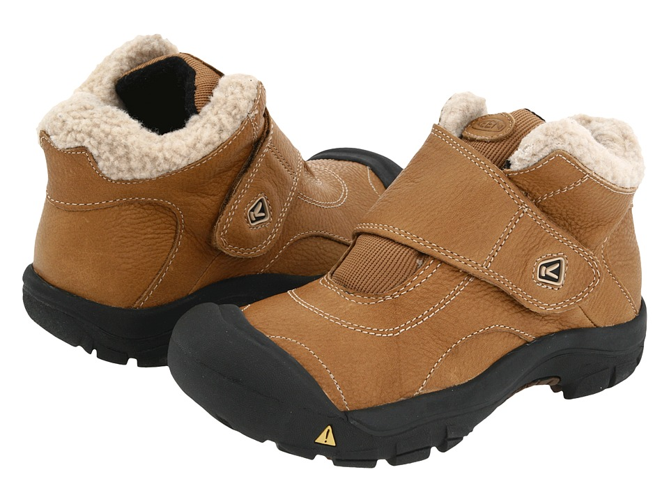 Keen Kids - Kootenay (Little Kid/Big Kid) (Pinecone) Kids Shoes