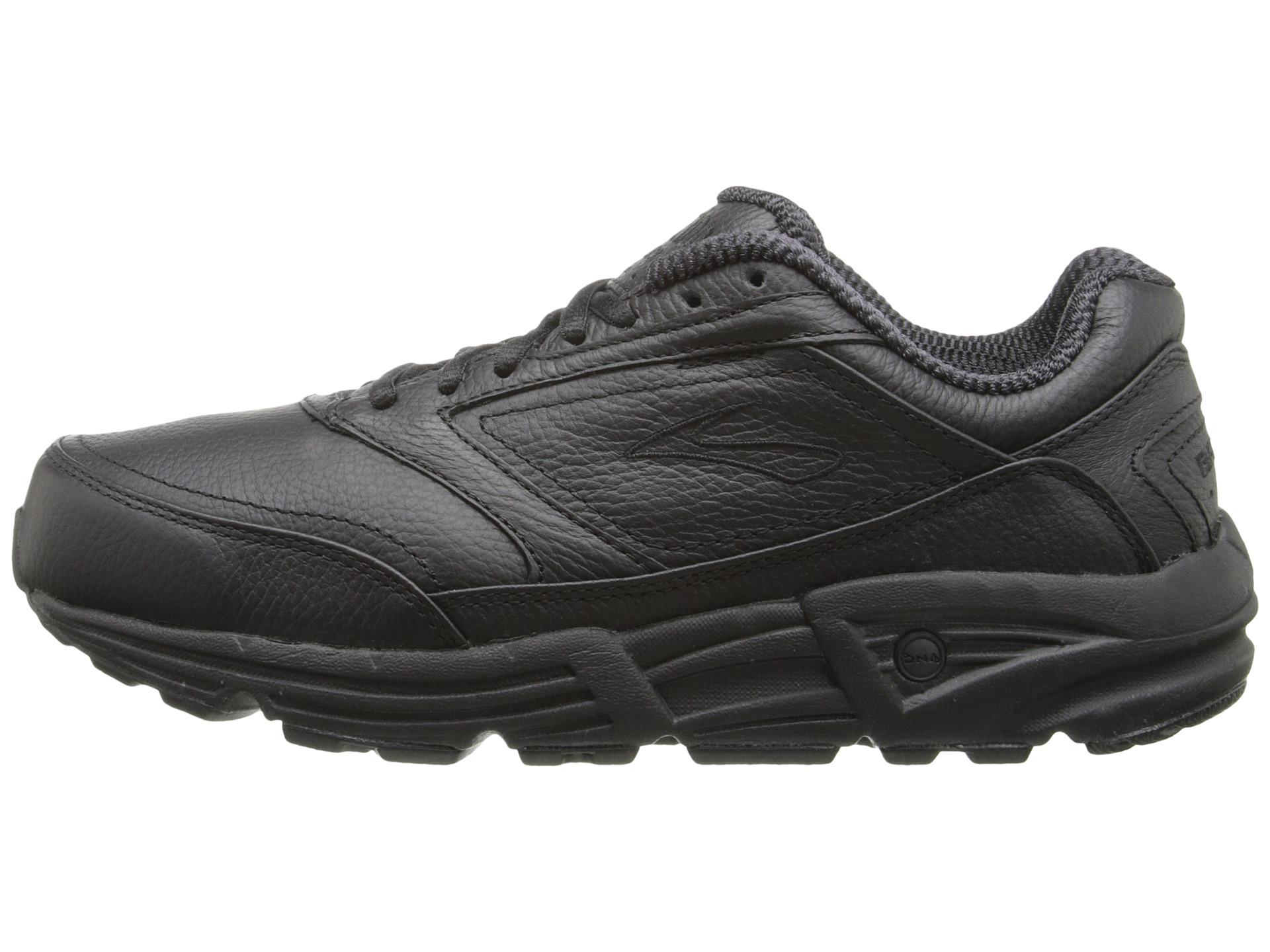 Brooks Addiction Walker Black Men S Walking Shoes Size