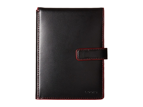 Lodis Accessories Audrey Flip Ticket/Passport Wallet - Black