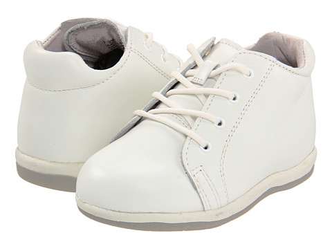 Jumping Jacks Kids Perfection (Infant/Toddler) - White Leather