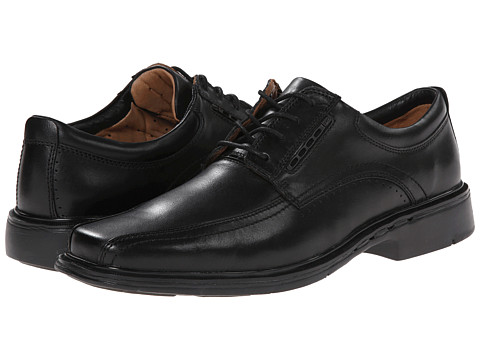 Clarks Un.kenneth - Black Leather