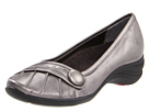 Hush Puppies - Sonnet (Pewter Leather) - Footwear