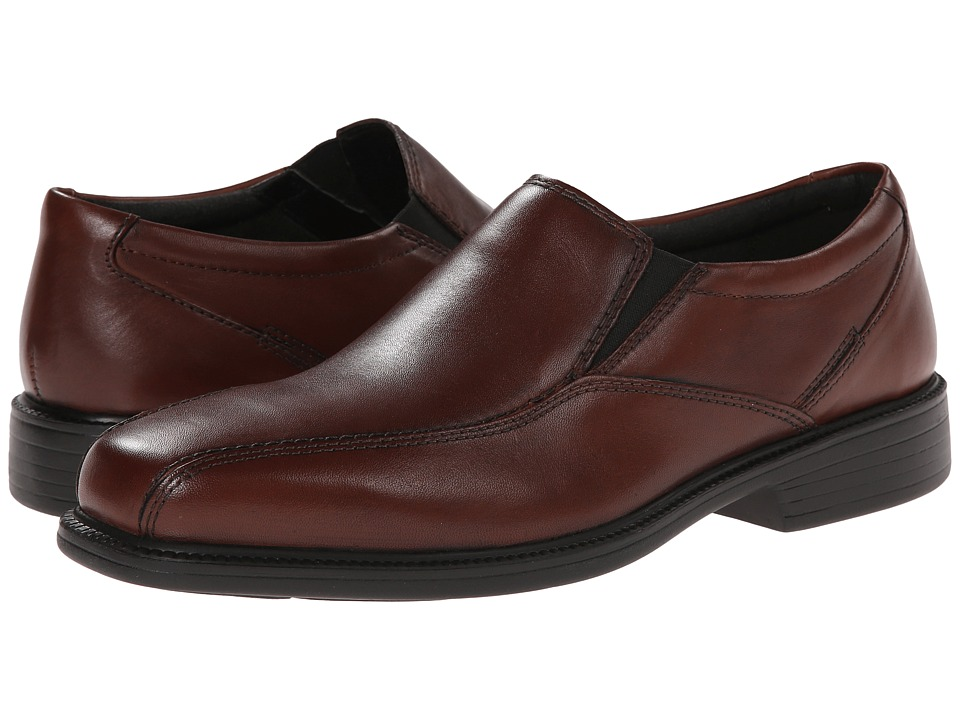 Bostonian - Bolton (Brown Smooth Leather) Men