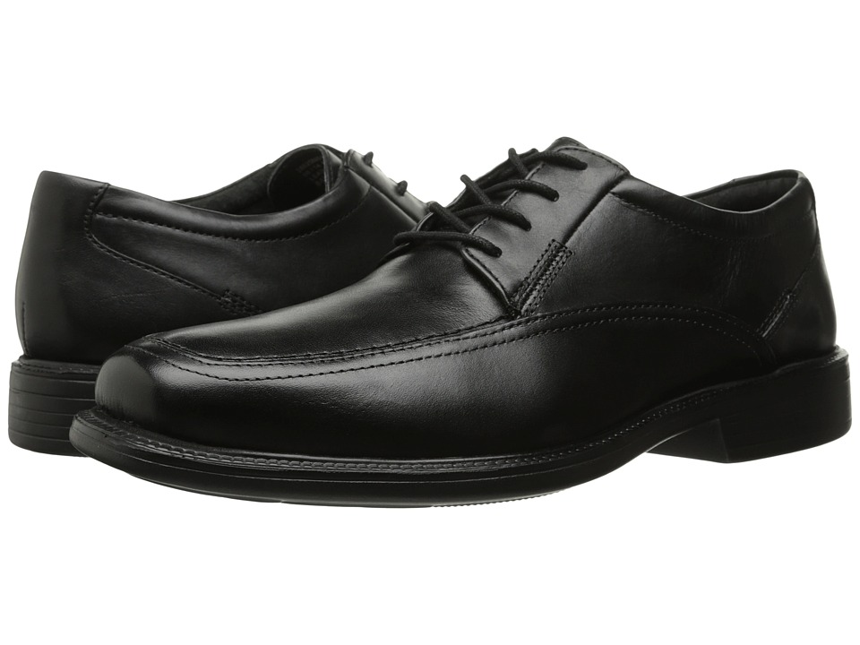 Bostonian - Ipswich (Black Smooth Leather) Men
