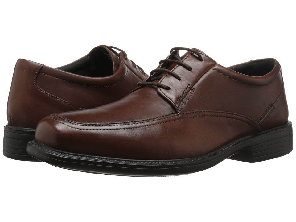 Bostonian Ipswich (Brown Smooth Leather) Men's Lace Up Mo...