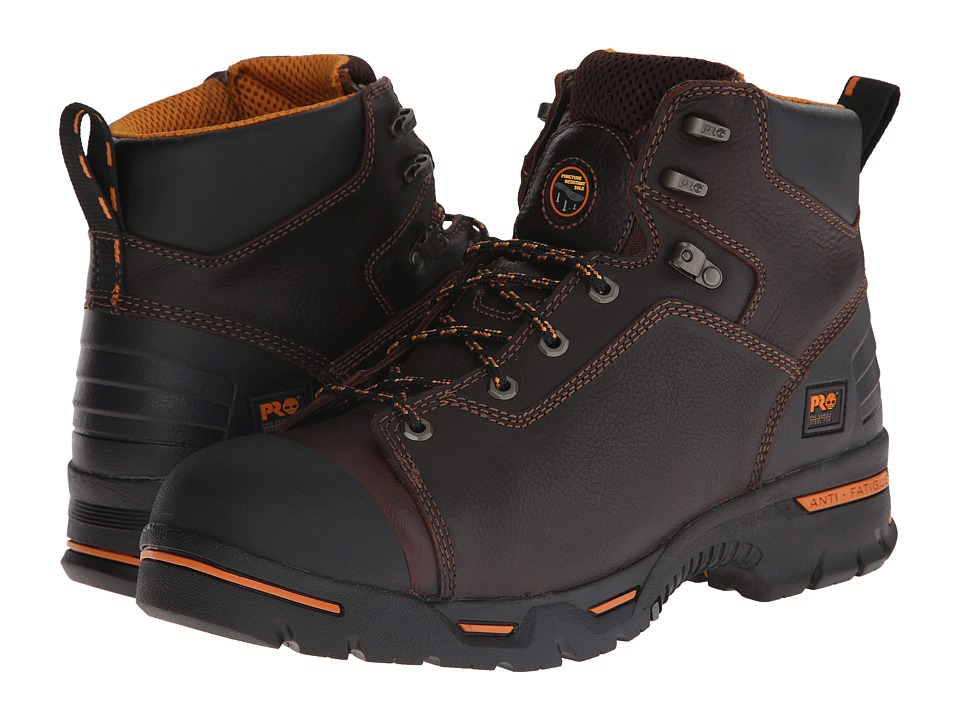Timberland PRO - Endurance PR 6 Steel Toe (Briar) Mens Work Boots